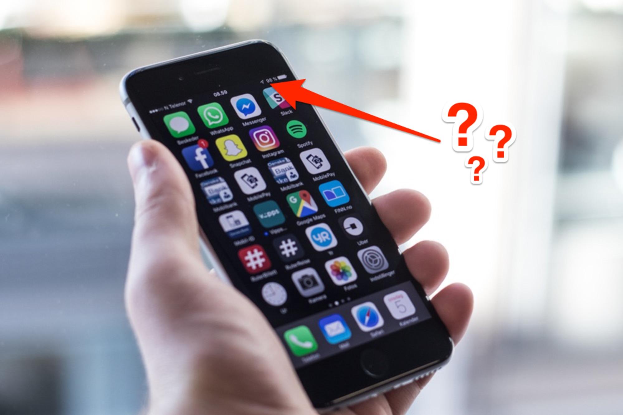 frastjålet mobil på ferie