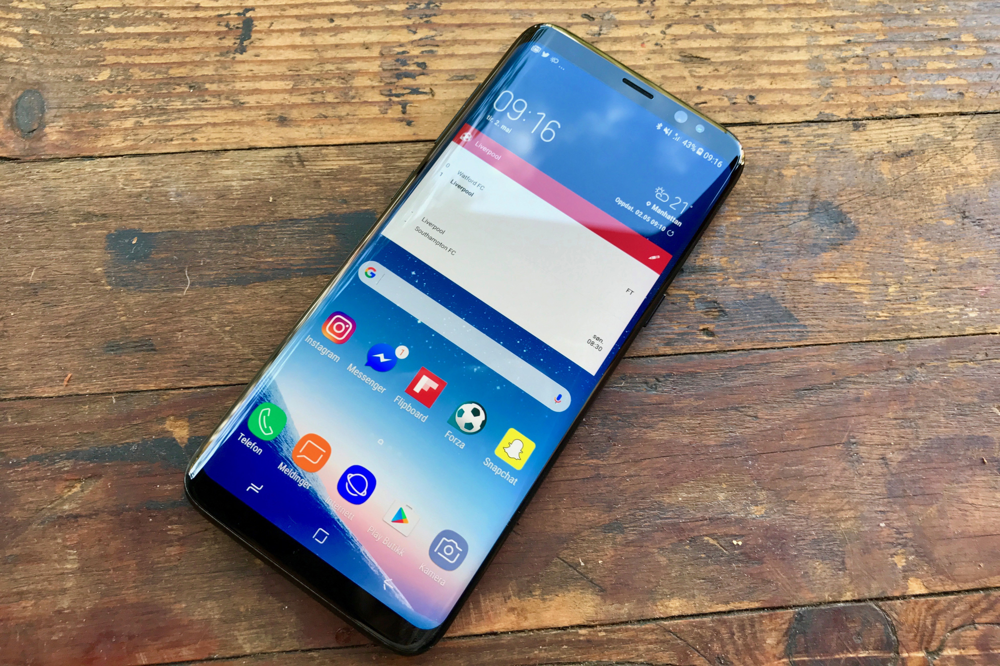 Samsung S8 tips og triks 7 tips som kan gjøre Galaxy S8